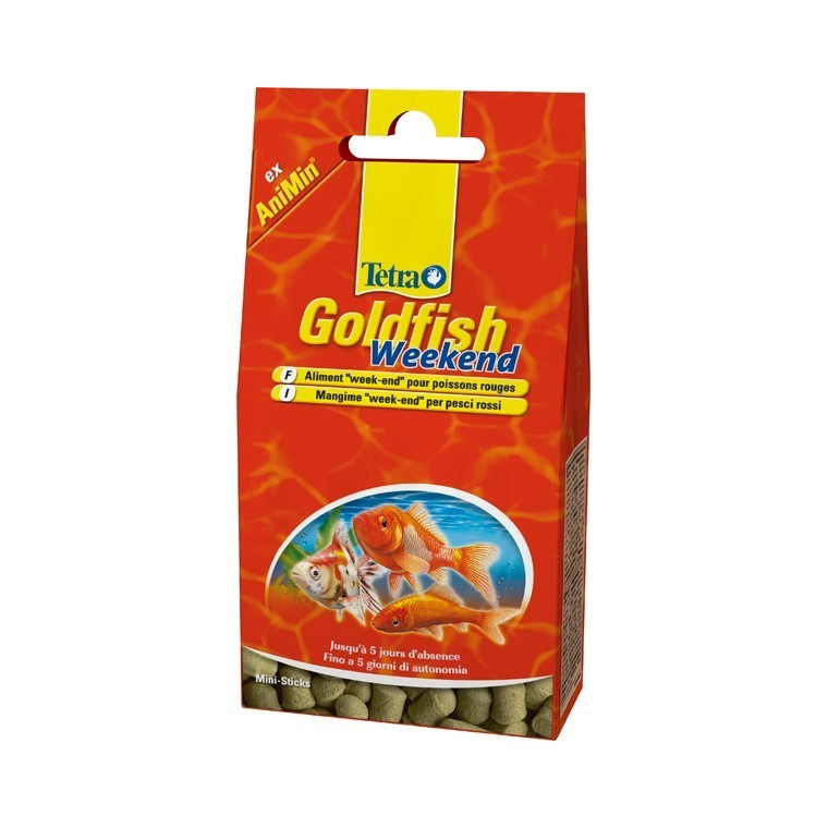 Tetra Goldfish Weekend 176255