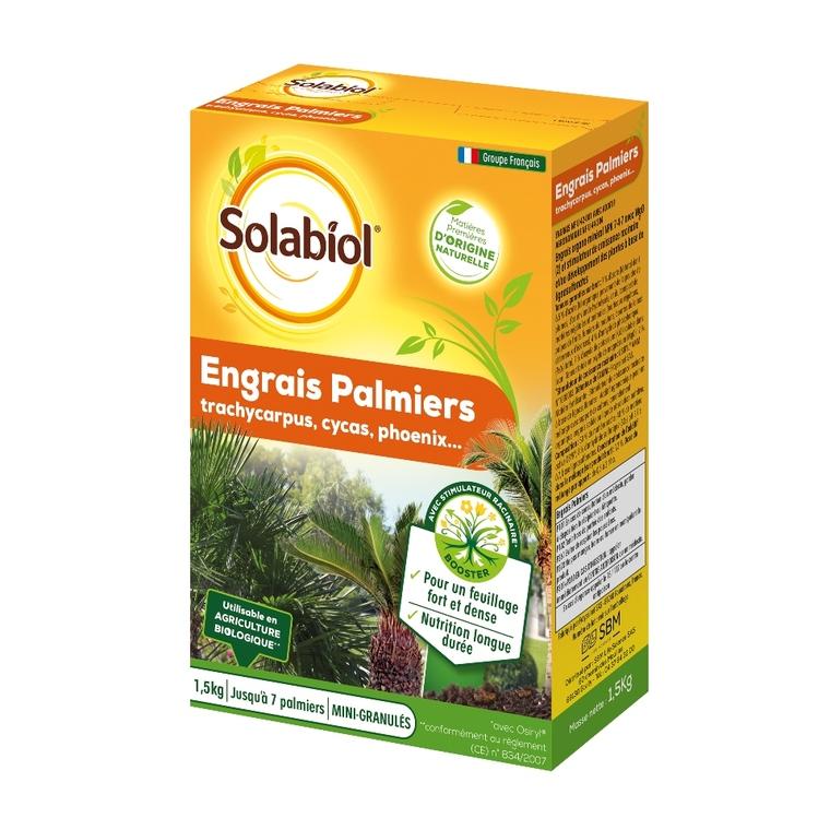 Engrais Palmiers 1,5 kg 8,7x19,1x26,7 cm 183313