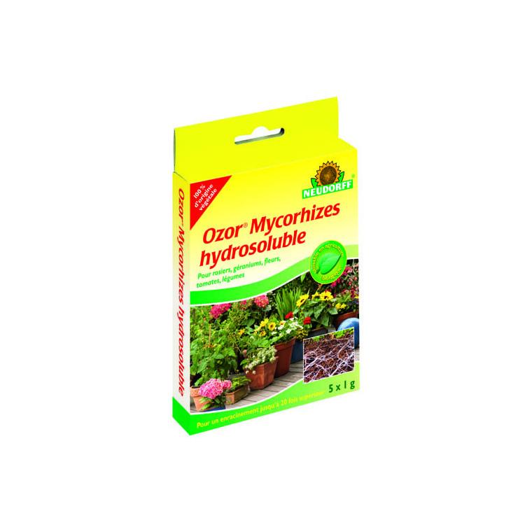 Mychorizes hydrosolubles 5x1g OZOR