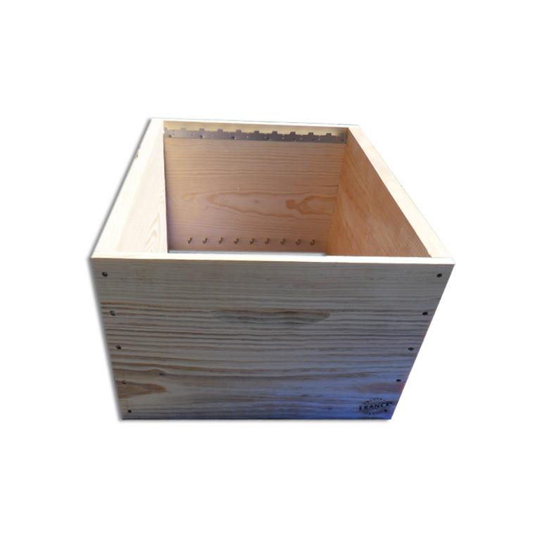 Corps de ruche sans cadre 50x43,x31,5