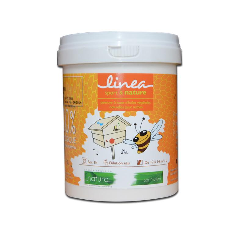 Peinture naturelle pour ruche teinte aluminium botanic - Peinture pour aluminium deja peint ...