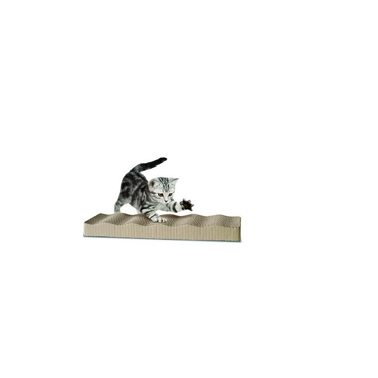 Griffoir simple en carton 50 x 13 x 6 cm