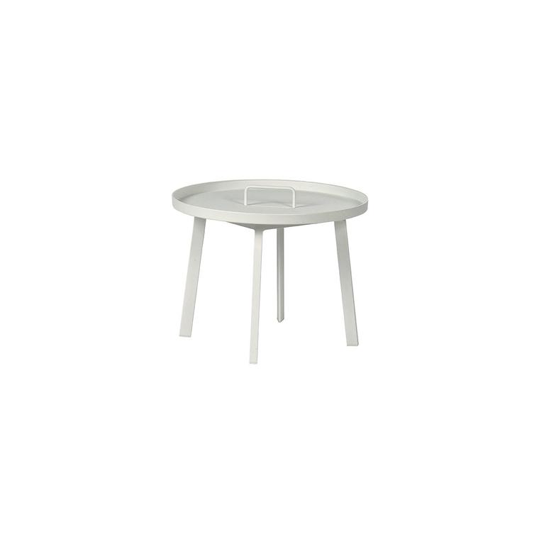 table basse en aluminium agate blanche tables et chaises de jardin autres marques balcon. Black Bedroom Furniture Sets. Home Design Ideas