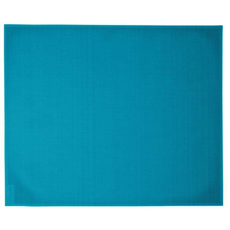 Set de table bleu turquoise