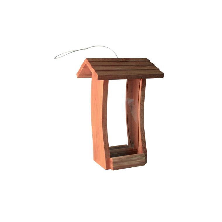 Mangeoire FULLA Red Cedar