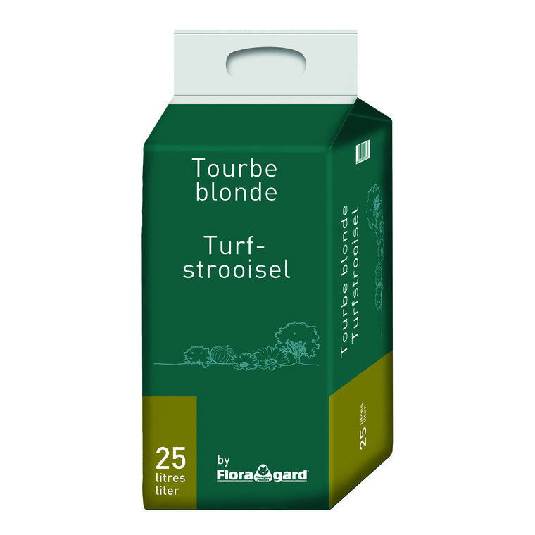 Tourbe Blonde Botanic 25 L