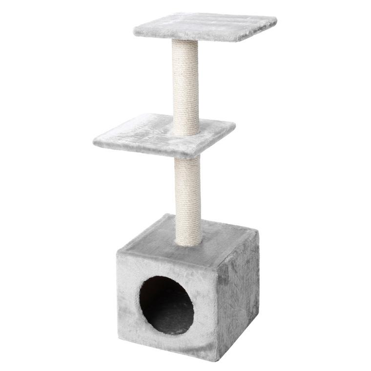 Arbre À chat palazzo gris
