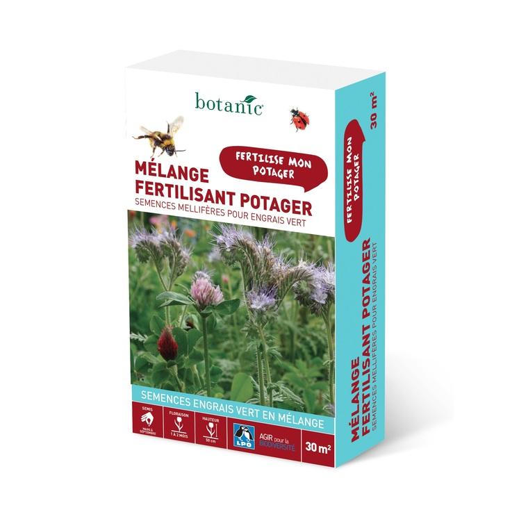 Mélange fertilisant potager 30 m²