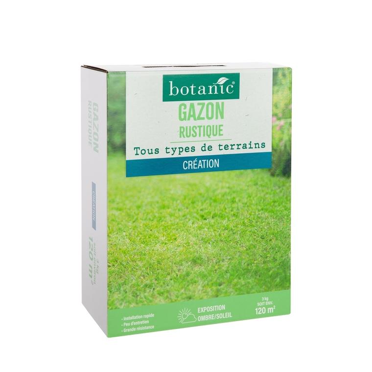Gazon Rustique Label Éco-durable 3 kg