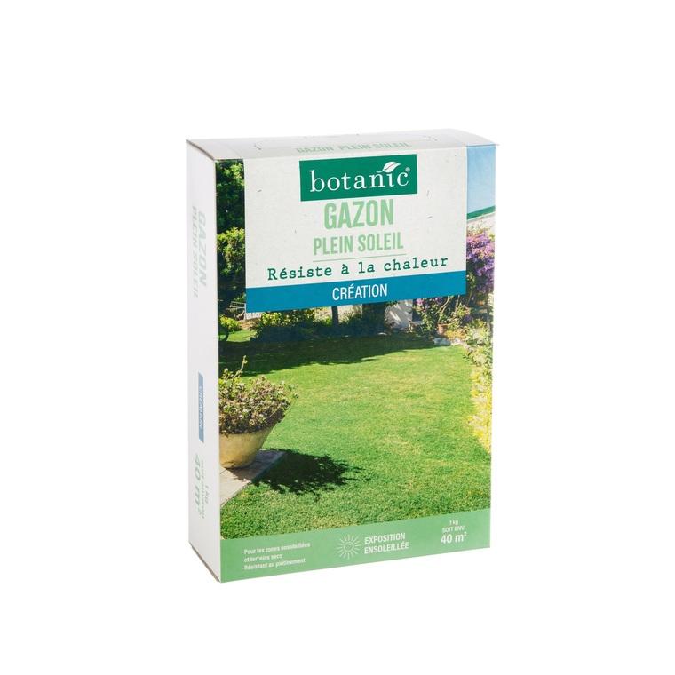 Gazon Plein Soleil Label Éco-durable 1 kg