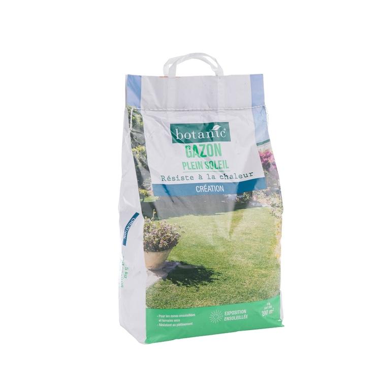 Gazon Plein Soleil Label Éco-durable 5 kg