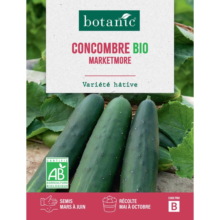 Concombre marketmore bio BIO
