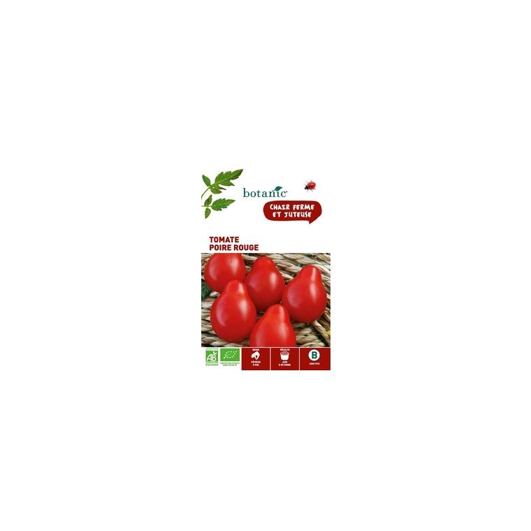 Tomate Poire Rouge AB BIO