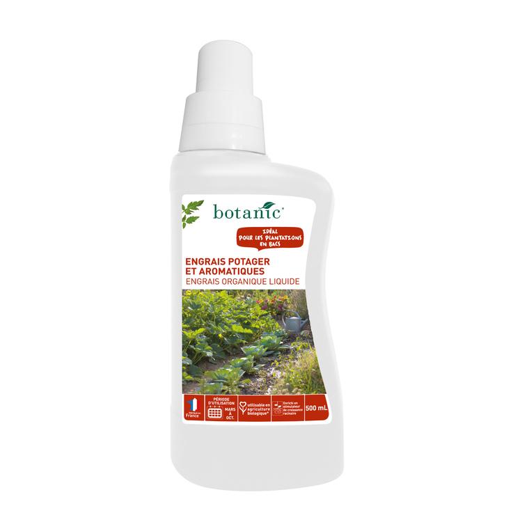 Engrais potager et aromatiques liquide 500ml