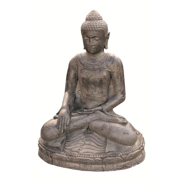 Bouddha Assis de 30 cm