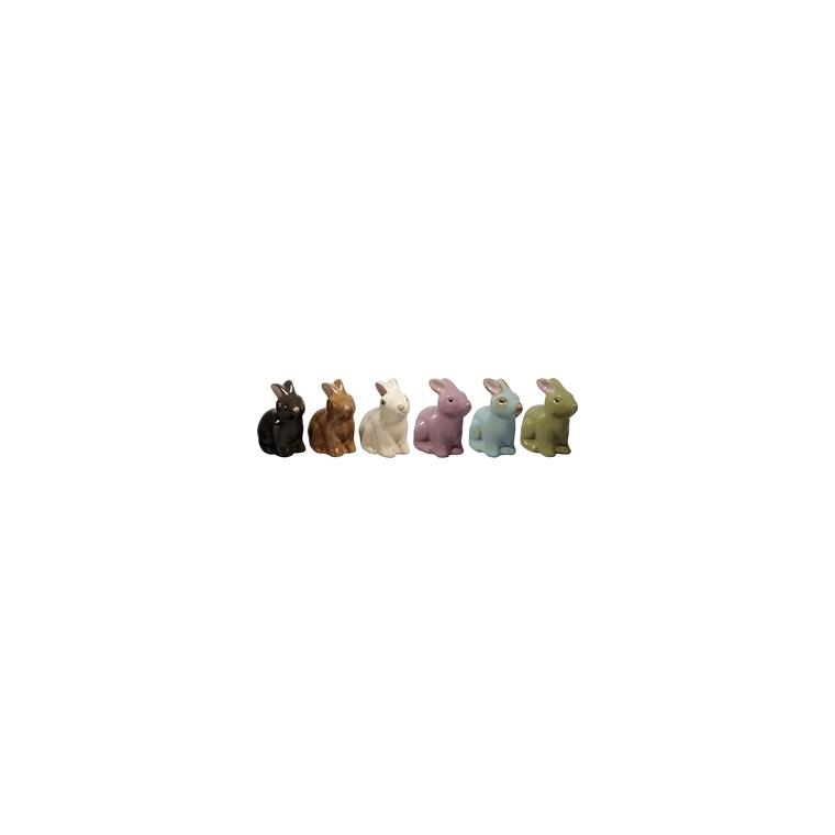 Assortiment Lapins Mini-Roger Nomade H 10 cm