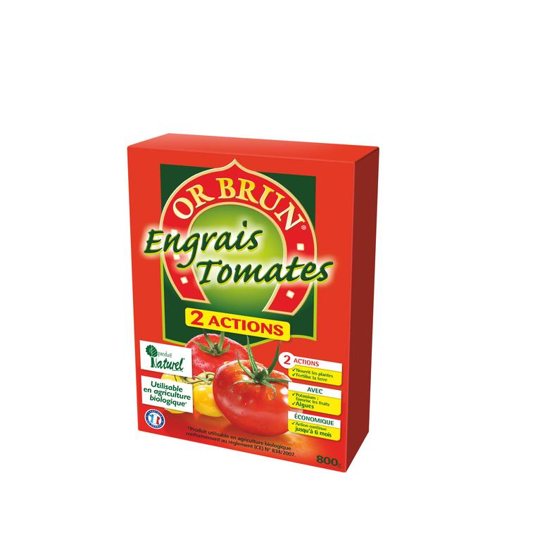 Engrais 2A tomates 800 g