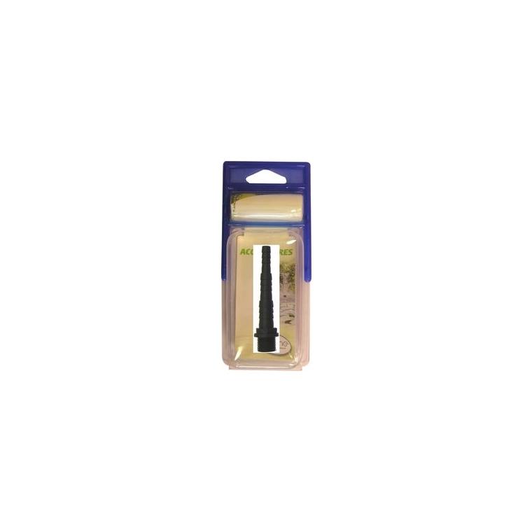 Raccord fileté ½» pour tuyaux de 10/13/16 mm