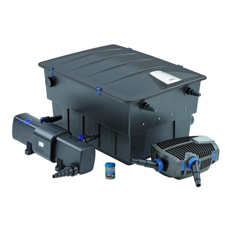 Set de filtration gravitaire BioTec Screenmatic² Set 60000