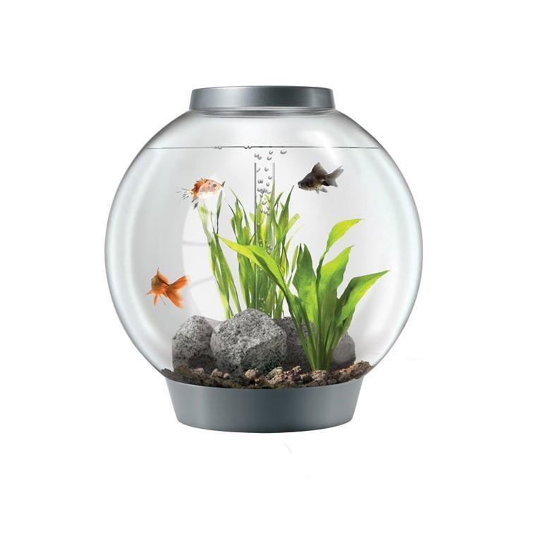 Aquarium Biorb 60 l silver moonlight led