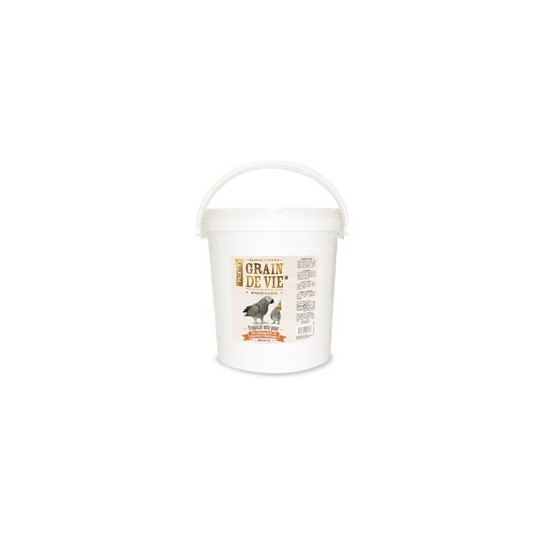 Seau Tropical Mix Perroquet 5 Kg