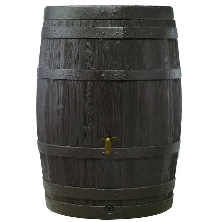 Tonneau Vino de 400 litres – couleur marron