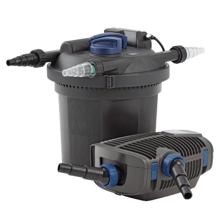 Set de filtration Filtroclear Set 6000