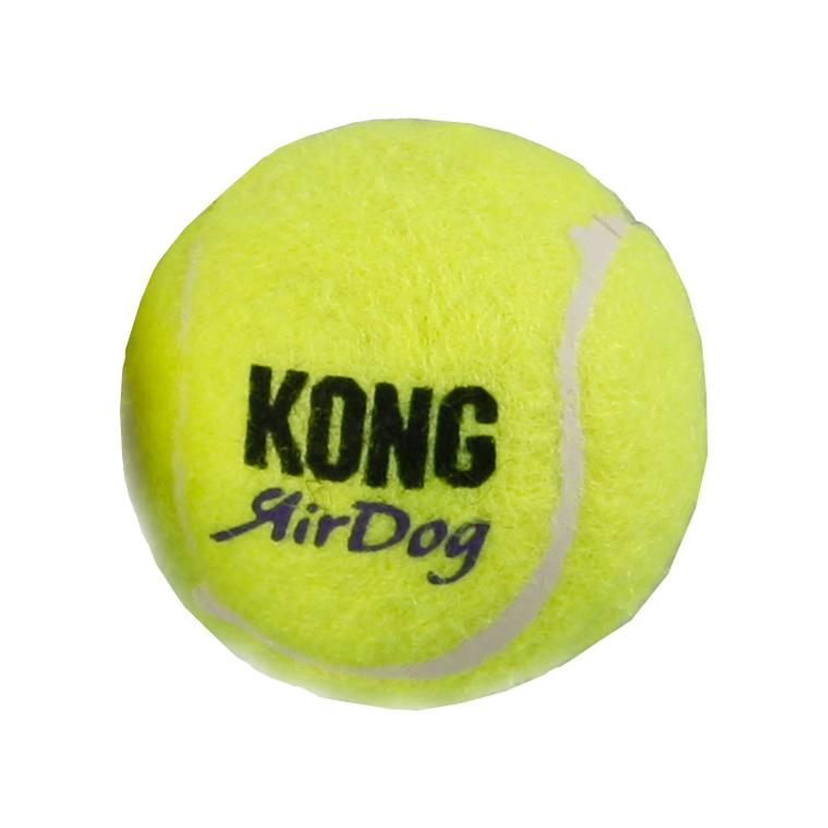 Kong Air Squeaker Tennis Ball x 3
