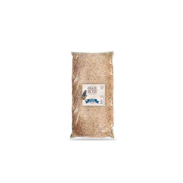 Mélange de graines pour oiseaux - 10 kg