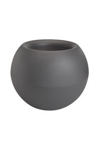 Pure Ball D.51 cm x h41 cm ; Anthracite ; 14 litres
