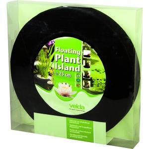 Panier de culture flottant Floating Plant Island rond D 25 cm