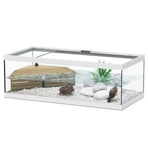 Aquaterrarium Tortum 75 blanc