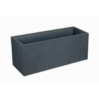 Bac Volcania L100x 40x H40 Anthracite 97,6 litres 203536