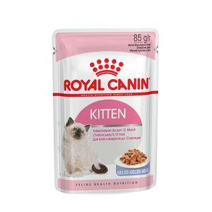 Sachets Royal Canin Kitten instinctive jelly 85 g 203628