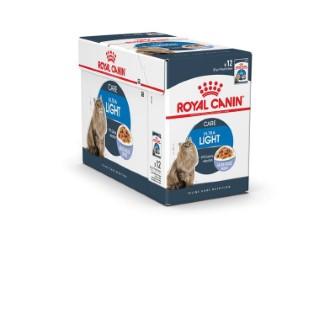Sachets Royal Canin Ultra light jelly 12x85 g 203629