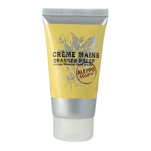 Crème pour les mains à la fleur d'oranger