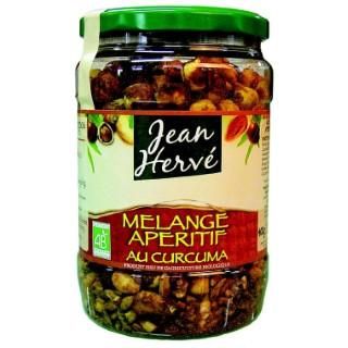 Melange apéritif shoyou curcuma - Jean Hervé JEAN HERVE