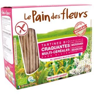 Pain des fleurs multicéréales - 150 gr 208021