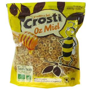 Céréales Crosti Oz au Miel - 300 gr 211619