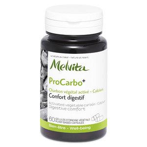Procarbo 60 gelules Melvita 60 x 450 mg