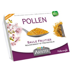Pollen Saule Fruitier bio