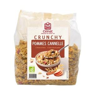 Crunchy Pomme Cannelle CELNAT