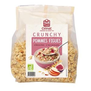 Crunchy Pommes Figues - 500 gr