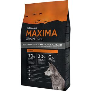 Cotecnica Maxima sans céréales chien adulte 14 kg