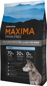 Croquettes chiot - Cotecnica Maxima sans céréales – 14 kg