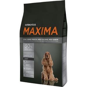 Croquettes light pour chien de taille moyenne - Cotecnica Maxima medium - 14 kg