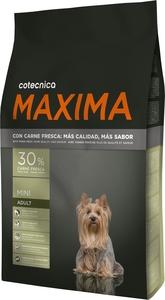 Croquettes pour chien de petite taille - Cotecnica Maxima mini - 1 kg