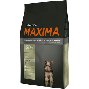 Croquettes pour chiot de petite taille - Cotecnica Maxima mini - 3 kg
