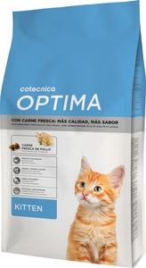 Croquettes chaton - Cotecnica Optima - 4 kg