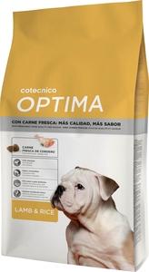 Croquettes pour chien - Cotecnica Optima agneau iz - 20 kg